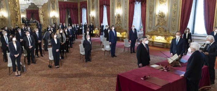 GOVERNO, FEDERBALNEARI ITALIA: PIENA SODDISFAZIONE PER ESECUTIVO DRAGHI E MINISTERO TURISMO