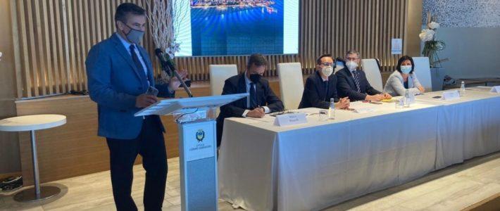Lignano. Incontro tra sindaco, sottosegretario Vannia Gava e l'europarlamentare Dreosto